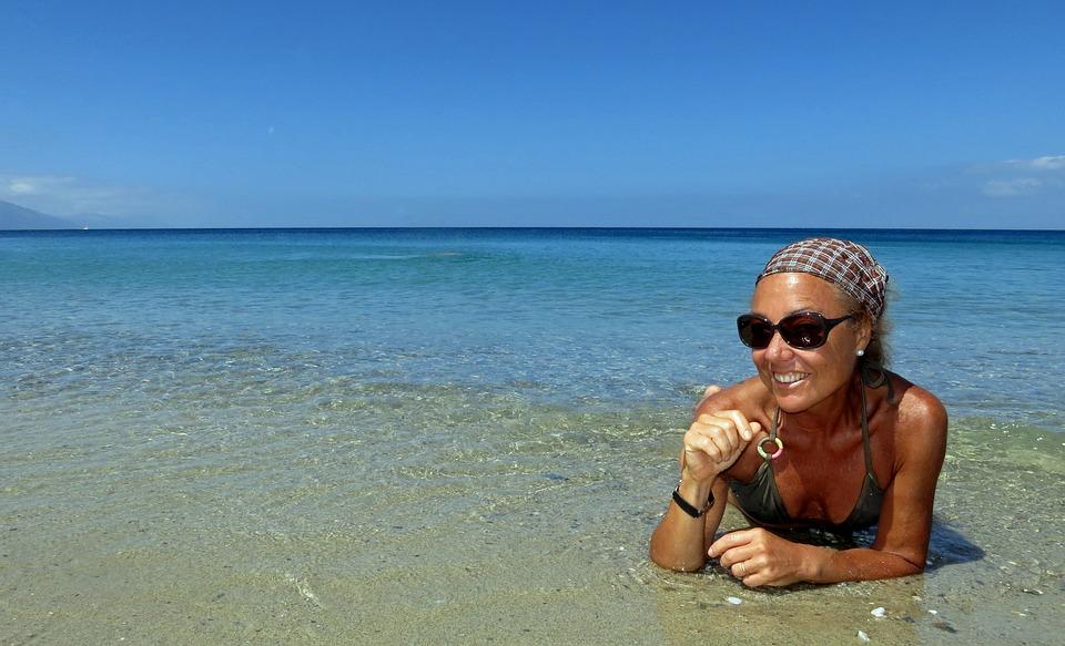 Vacanța la mare poate fi binefăcătoare pentru organism!